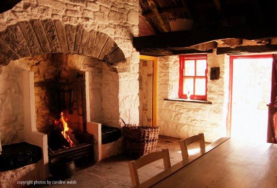 Claddagh Arts Centre: Fireside