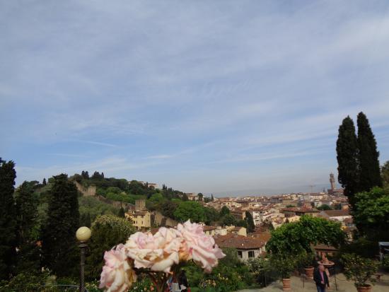 Vedute con rose picture of folon e il giardino delle rose florence tripadvisor - Il giardino delle rose ...