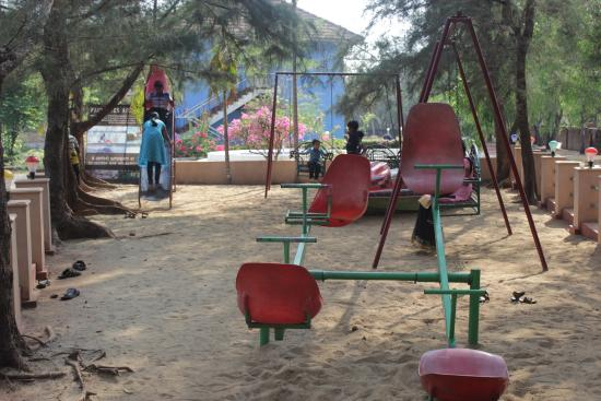 Kairali Heritage: Play area