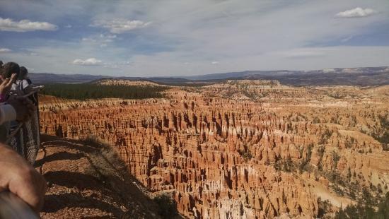 Bullberry Inn B&B: Inspiration Point in Bryce Canyon