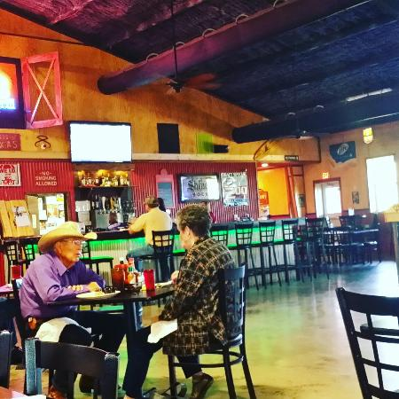 Breckenridge, TX: Canyon Road Bar and Grill