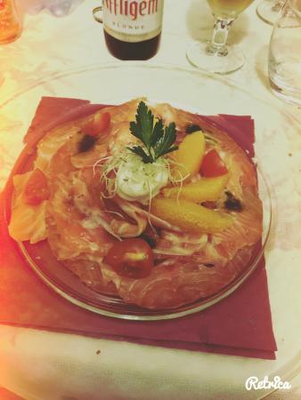 Albisola Superiore, Ιταλία: la sera del 30/04/2016 non conoscendo questo ristorante ma consigliato da amici abbiamo mangiato