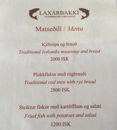 Hotel Laxarbakki : photo0.jpg
