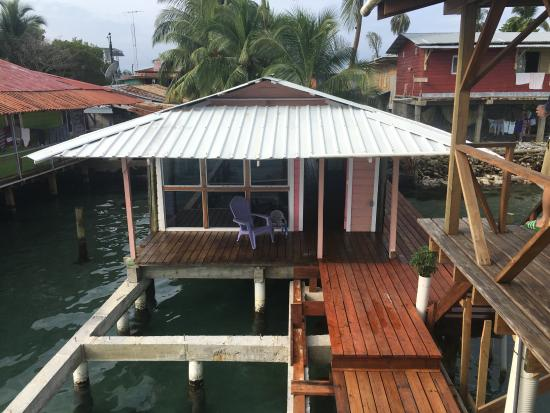 By the Sea Casitas and Guest House: The Boathouse from the Deck