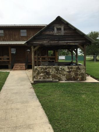 Buras, LA: Awesome accommodations and awesome red fishing!