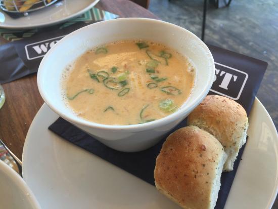 Callantsoog, Nederland: Tom Yum Soup