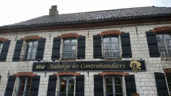 Le Restaurant de l'Auberge des Contrebandiers