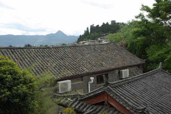 Zen Garden Hotel (Wuyi Yard): View from the courtyard