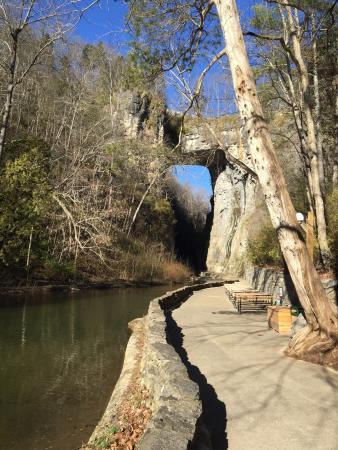 写真The Natural Bridge of Virginia枚