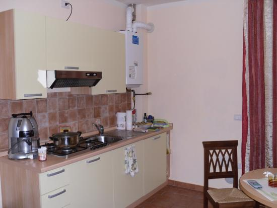 Arcevia, Italia: cucina