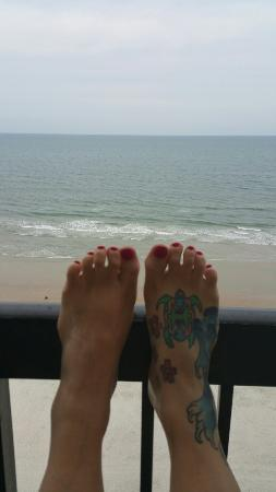 Holiday Inn Express and Suites Oceanfront: 20160430_182109_large.jpg
