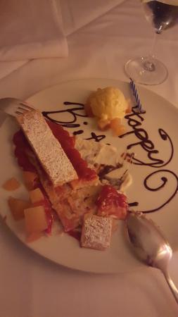 Bishop's: Dessert