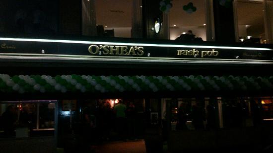 O'Sheas Irish Pub Eindhoven