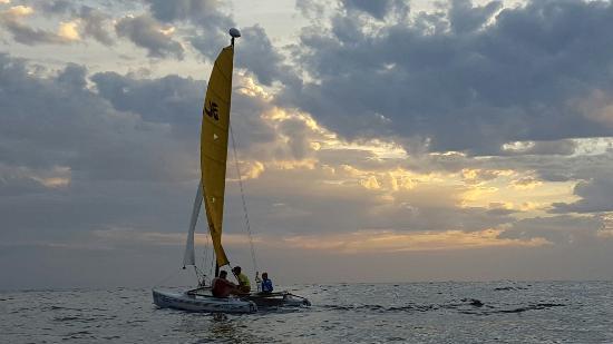 Playa San Juan, İspanya: Actividades Nauticas de Tenerife