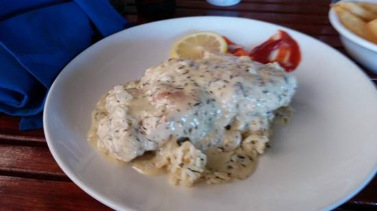 YachtSea Grille: Lemon Thyme Chicken