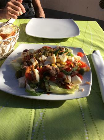 Che Bonta Gastronomia: ミックスサラダ