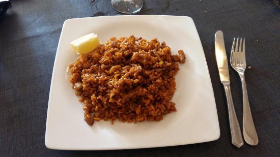 Restaurante El Patio de San Juan