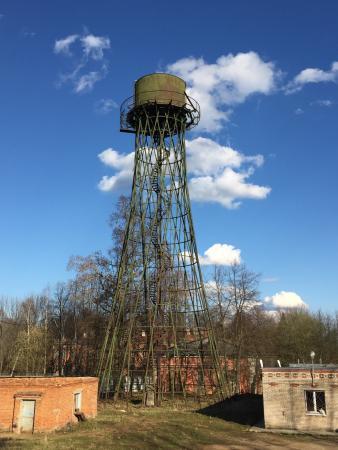 Hyperboloidal Water Tower
