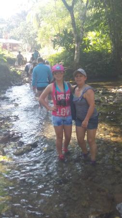 Capurgana, Colômbia: riachuelos via a el cielo