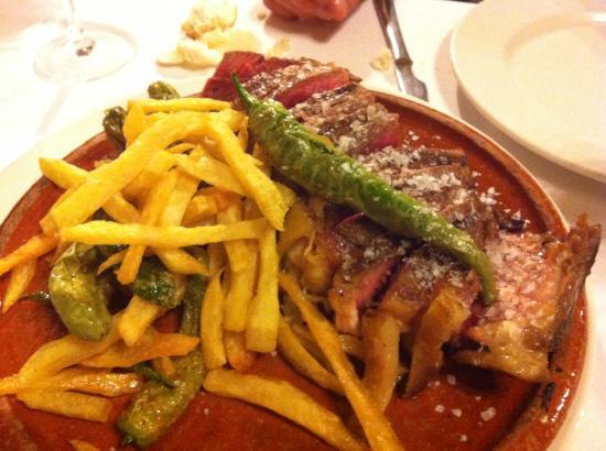 Bodega Los Tarantos: Chuleton