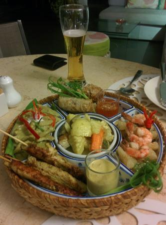 Villa Langka Restaurant