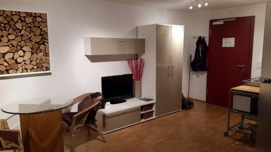 SunnySideApartments: Ausstattung im 1-Zimmer-Apartment