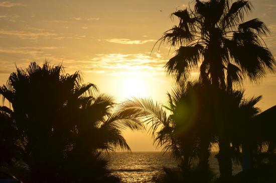 Cabo Pulmo Beach Resort: Sunrise from our veranda