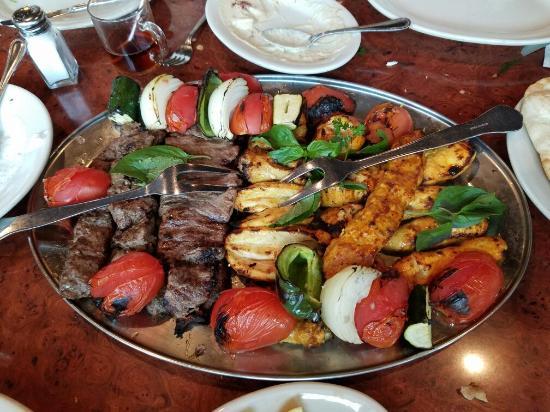 Kasra persian grill mediterranean restaurant 9741 for Aladdin mediterranean cuisine westheimer road houston tx