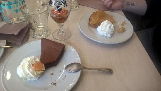 Aubagne, Francia: Desserts