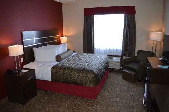 Best Western Plus Kindersley Hotel: Standard King