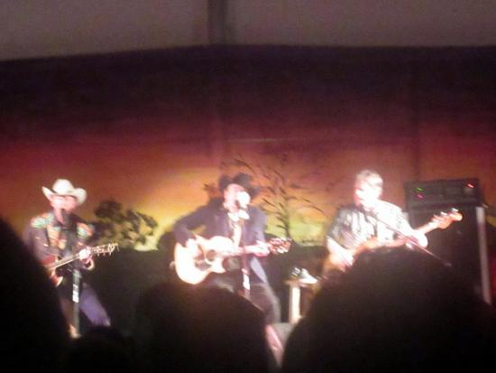 Ian Tyson, Genoa Cowboy Festival, Genoa, Nevada