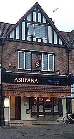 Ashyana Indian Restaurant