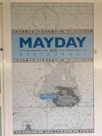 Mayday: The best Austrian-Hungarian restaurant in the Western Hemisphere, and explicitly in the Caribbea