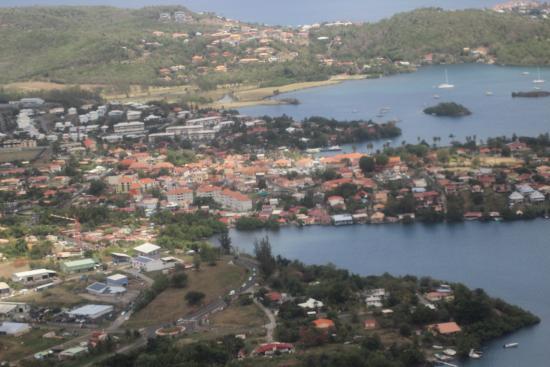 Trois-Ilets, Martinica: la villes des trois ilets