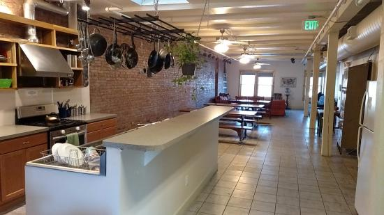 The Cleveland Hostel: That Was Exciting - Cleveland Hostel