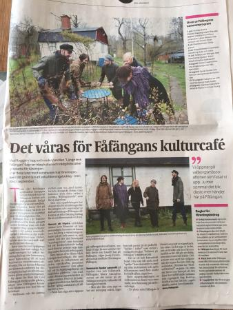 Nyköping, Sverige: Valborg