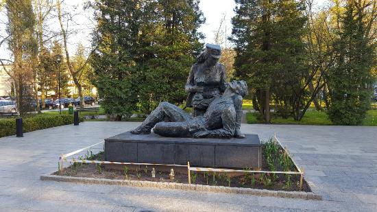 Pomnik Sanitariuszki