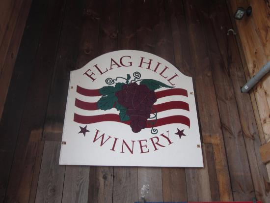 Flag Hill Winery : In Lee, NH