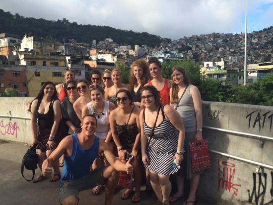 Favela Phoenix Tours