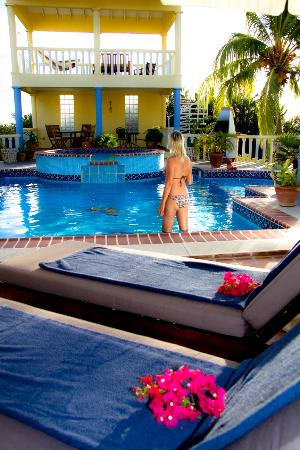 La Pura Vista: Pool