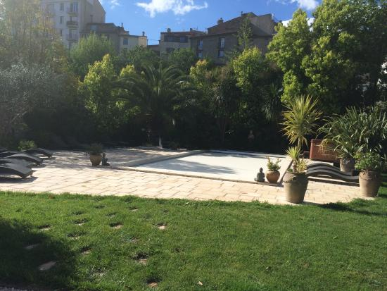 Prades, Frankrig: Piscina