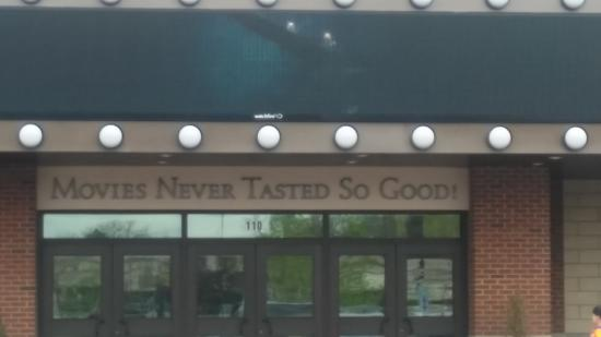 Can I Get An Amen Picture Of Movie Tavern Exton Tripadvisor
