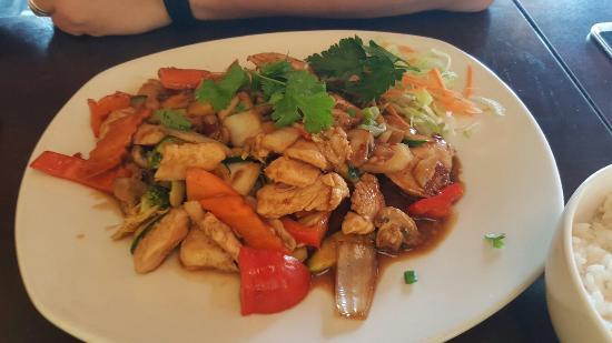 an an Asia Food