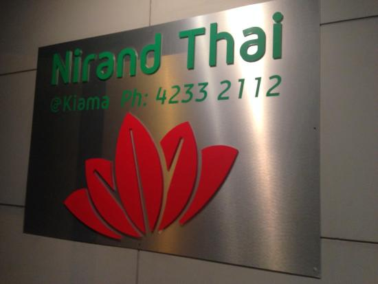 Nirand Thai - Kiama NSW