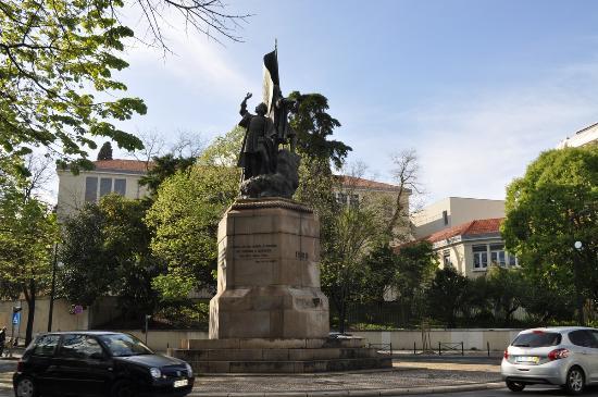 Pedro Alvares Cabral Monument