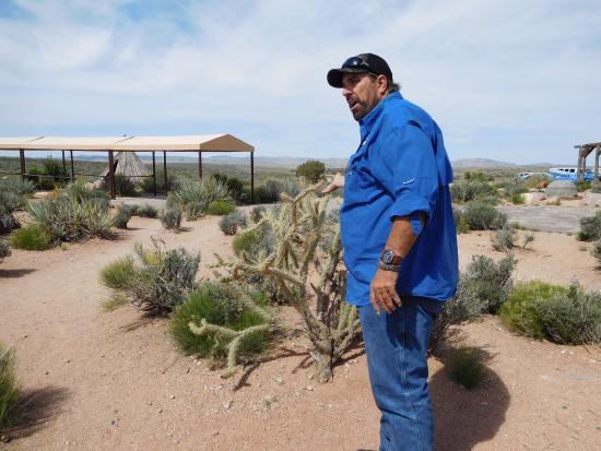 Henderson, نيفادا: Our guide, Randy Tidwell, is a great teacher.