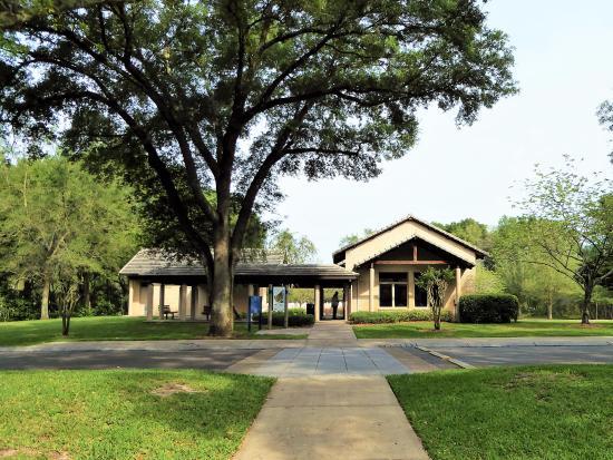 Bushnell, FL: Visitor center