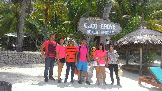 Coco Grove Beach Resort: P_20160324_104458_large.jpg