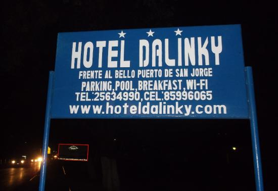 Sign in Rivas nearby Hotel Principe 2