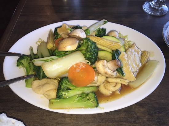 Silver Dragon Restaurant: Chicken Chow Mein